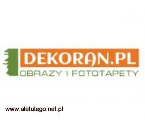 Fototapety 3D, tapety, obrazy, dekoracje - dekoran.pl